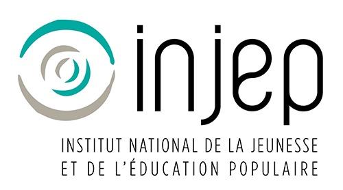 Logo INJEP - Institut National de la Jeunesse et de l'éducation populaire