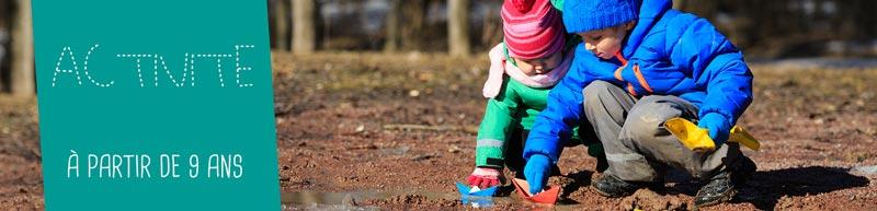 activité pour enfant sur le thème de la famille