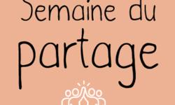 Carême 2019 - Semaine du partage