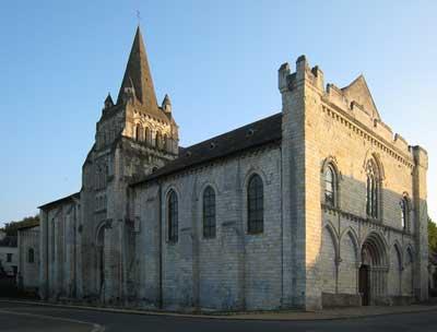 Abbatiale Notre-Dame-de-Cunault