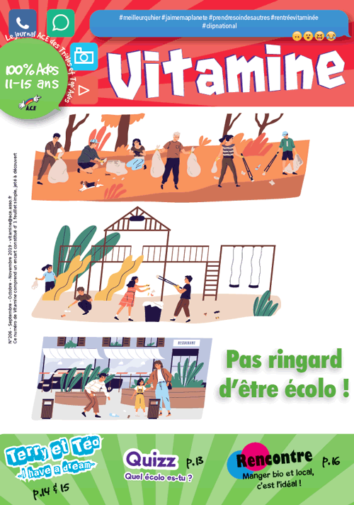 Revue Vitamine 206