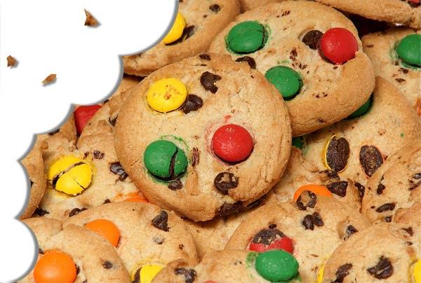 Recette - Les cookies de Monsieur Truc - ACE