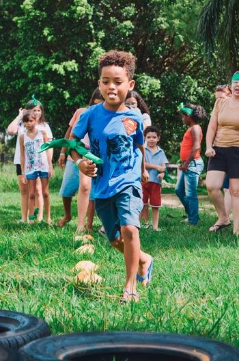 Un enfant a besoin de bouger - activité physique - Action Catholique des enfants
