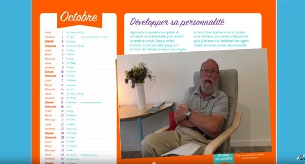 Développer sa personnalité - Michel Damade Pédopsychiatre - ACE
