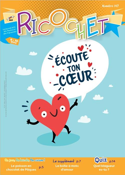 Revue Ricochet n°147 - Action Catholique des Enfants