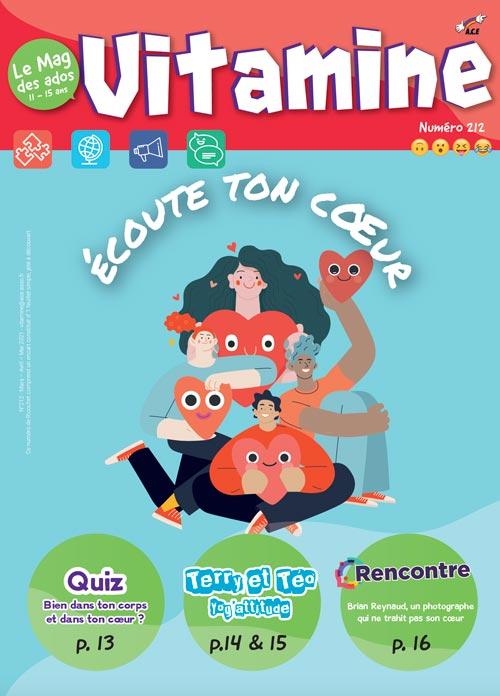 Revue Vitamine n°212 - Action Catholique des Enfants