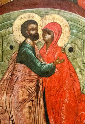 saints Anne et Joachim
